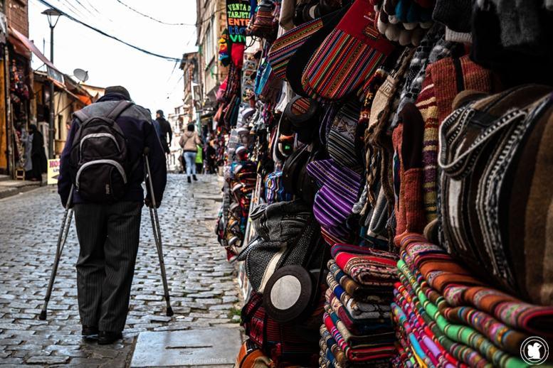 Mercado de la Brujas à La Paz
