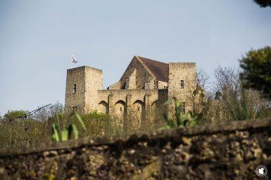 Le Château de la Madeleine - Vallée de Chevreuse