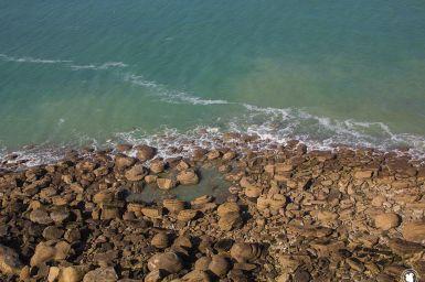 La vue depuis le Cap Gris Nez