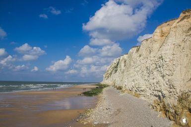 Falaises calcaires du site des Deux Caps