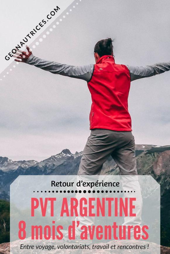 Après 8 mois et demi en Argentine avec le PVT, nous revenons sur notre expérience dans cet article. #PVT #WHV #Argentine #Voyage