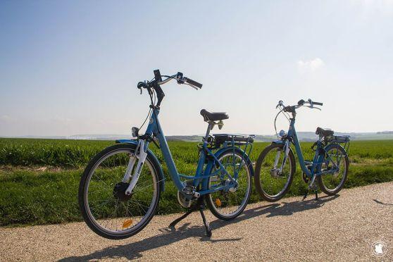 Faire du vélo électrique sur la Côte d'Opale