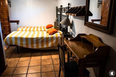 Chambre du gîte Lamaino Etxeberri - blogtrip Nekatur