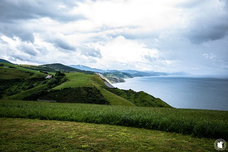 Côte basque à Zumaia - blogtrip Nekatur