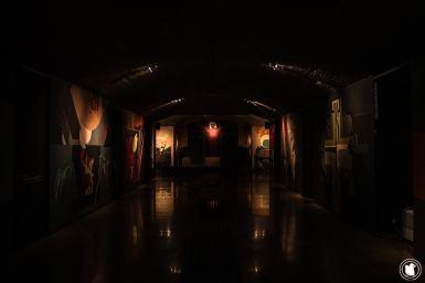 Cripte de l'église d'Arantzazu - blogtrip Nekatur