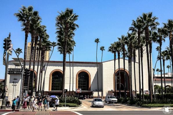 Union Station à Downtown Los Angeles