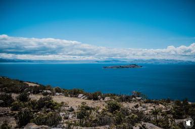 L'isla del la Luna vue depuis le mirador Palla Khasa