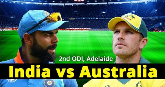 India vs Australia 2nd ODI 2019 Highlights - Australia Batting Highlights