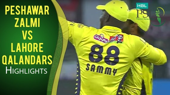 PSL 2019 Full Highlights - Match 25 - Peshawar Zalmi vs Lahore Qalandars– Live Cricket Streaming--PSL 2019-PZ VS LQ-LQ VS PZ-PSL PLAYERS 2019