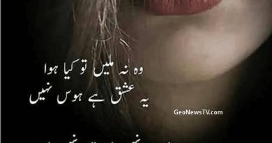 Amazing Poetry- Poetry Sad-Sad Love Poetry in Urdu