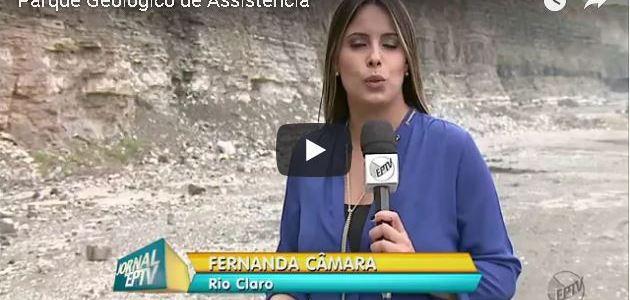 UNESP apresenta Parque Geológico de Rio Claro em Simpósio de Geoconservação