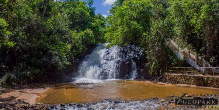 cachoeira  salto major levy