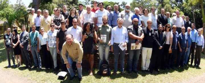 Presentes na 7ª edição do Fórum Permanente em Defesa do Rio Corumbataí