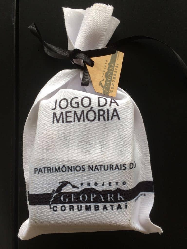 Corumbatai Geopark Memory Game