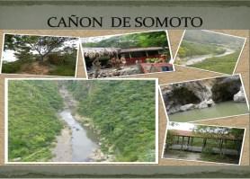 CAÑON DE SOMOTO