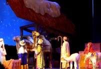 O Wondrous Night. Experience a traditional nativity play from the perspective of the animals.