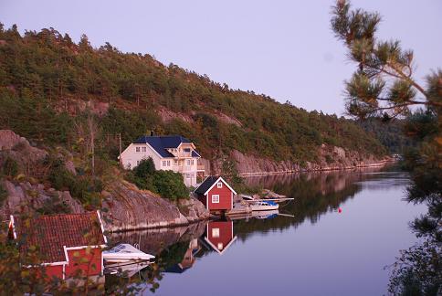 Norwegian cove