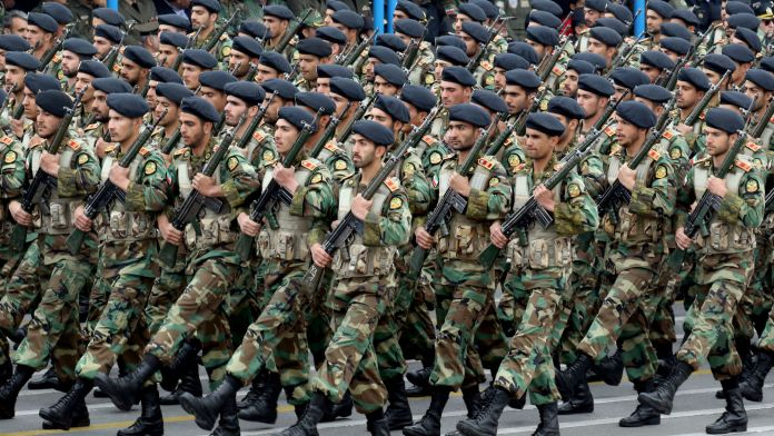 Image result for iran military