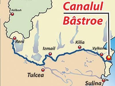 Bastroe Canal. Source: Google Images