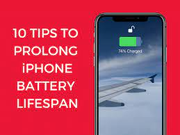 How to Maintain your iPhone Battery Health