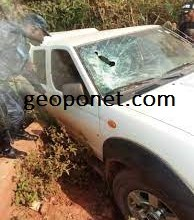 Bullion van daylight robbery: Police officer and 2 others shot dead