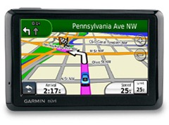 Garmin Nuvi 1390T GPS navigation device