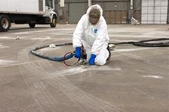 TerraThane concrete lifting