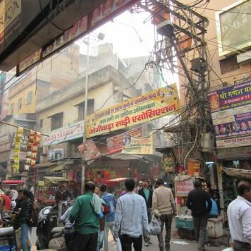 Chandni Chowk market, Old Delhi