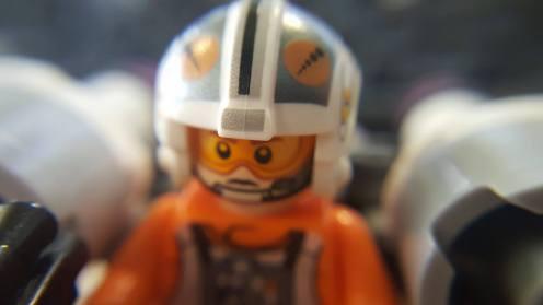 Rear Camera - Lego Luke Skywalker