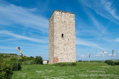 Schlossturm Schwabsburg - Bild Nr. Schwabsburg