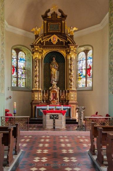 Hochaltar der Laurenzikirche - Bild Nr. 201305058809