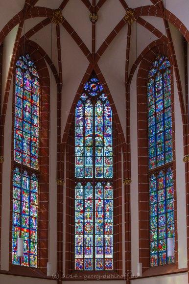 Fenster im Westchor - Bild Nr. 201404190038