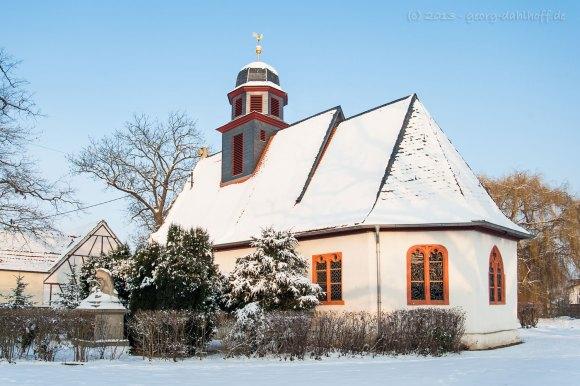 Evangelische Kirche, Köngernheim - Bild Nr. 201301248281