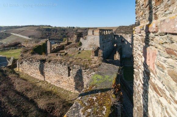Burg Rheinfels - Bild Nr. 201303028419