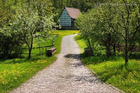 Freilichtmuseum Bad Sobernheim: Haus Ürzig - Bild Nr. 201305058785