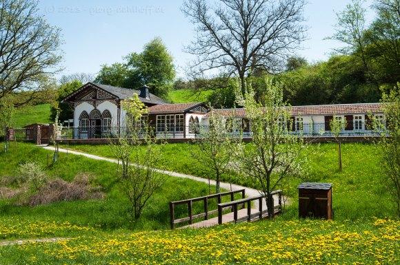 Freilichmuseum Bad Sobernheim: Kegelbahn - Bild Nr. 201305058796