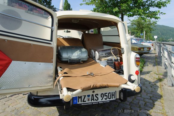 Opel Olympia Krankenwagen - Bild Nr. 201307140178