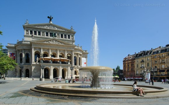 Alte Oper Frankfurt - Bild Nr. 201307200411