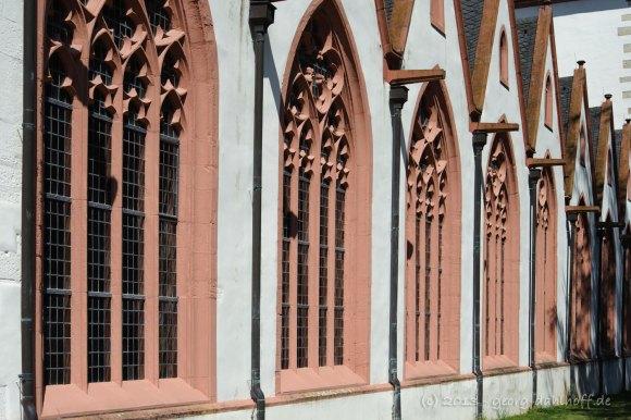 Fenster der Klosterkirche - Bild Nr. 201307210540