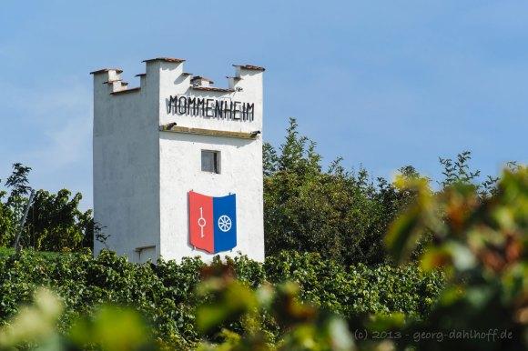 Wingertsturm auf dem Nazarienberg - Bild Nr. 201310031897