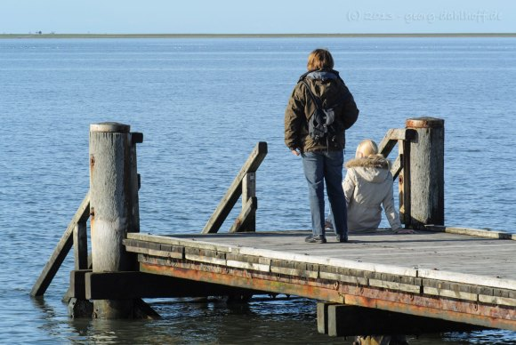 Am Husumer Strand - Bild Nr. 201310182058