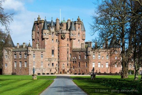 Glamis Castle - Bild Nr. 201403232583