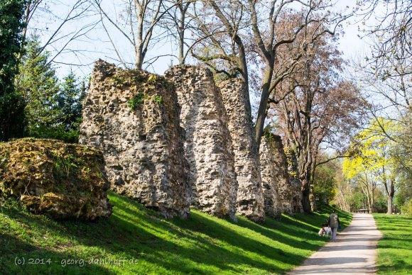 Römersteine in Mainz - Bild Nr. 201404022702