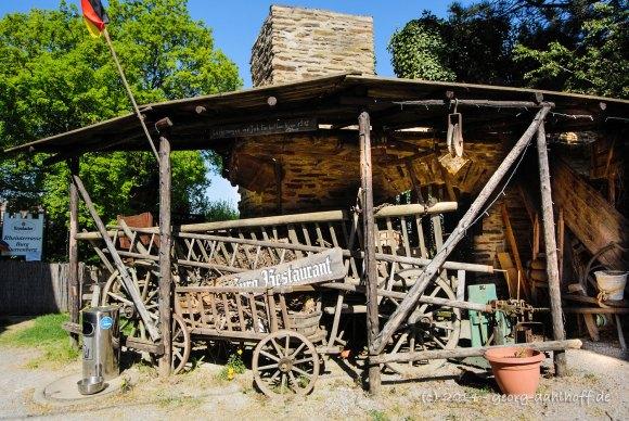 Leiterwagen um 1918 - Bild Nr. 201404132841