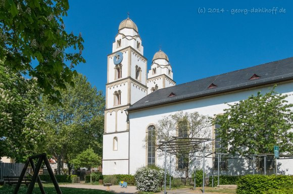 Evangelische Kirche Guntersblum - Bild Nr. 201404230201