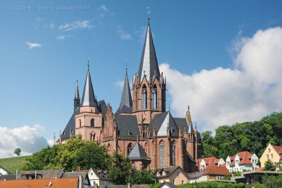 Katharinenkirche Oppenheim - Bild Nr. 201405162959