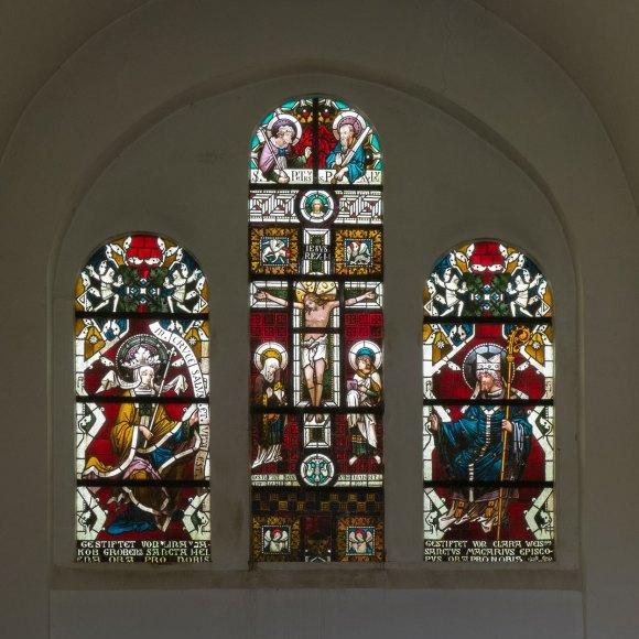 Fenster der Kreuzkapelle - Bild Nr. 201409071104