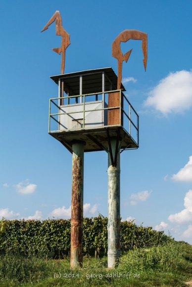 Weinbergsturm, Worms-Abenheim - Bild Nr. 201409163701