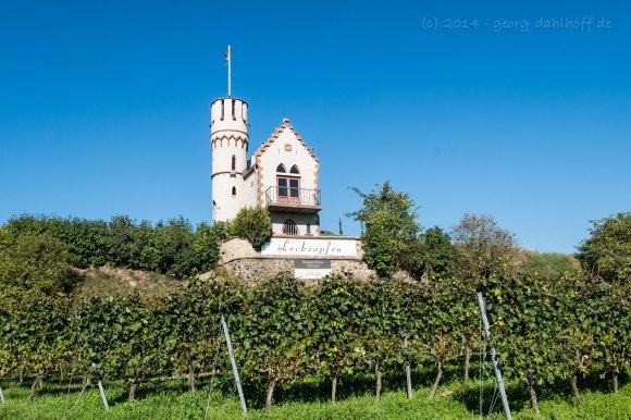 Miniaturburg Leckzapfen - Bild Nr. 201410191524