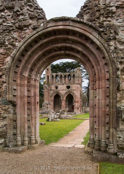Dryburgh Abbey - Bild Nr. 201503144326